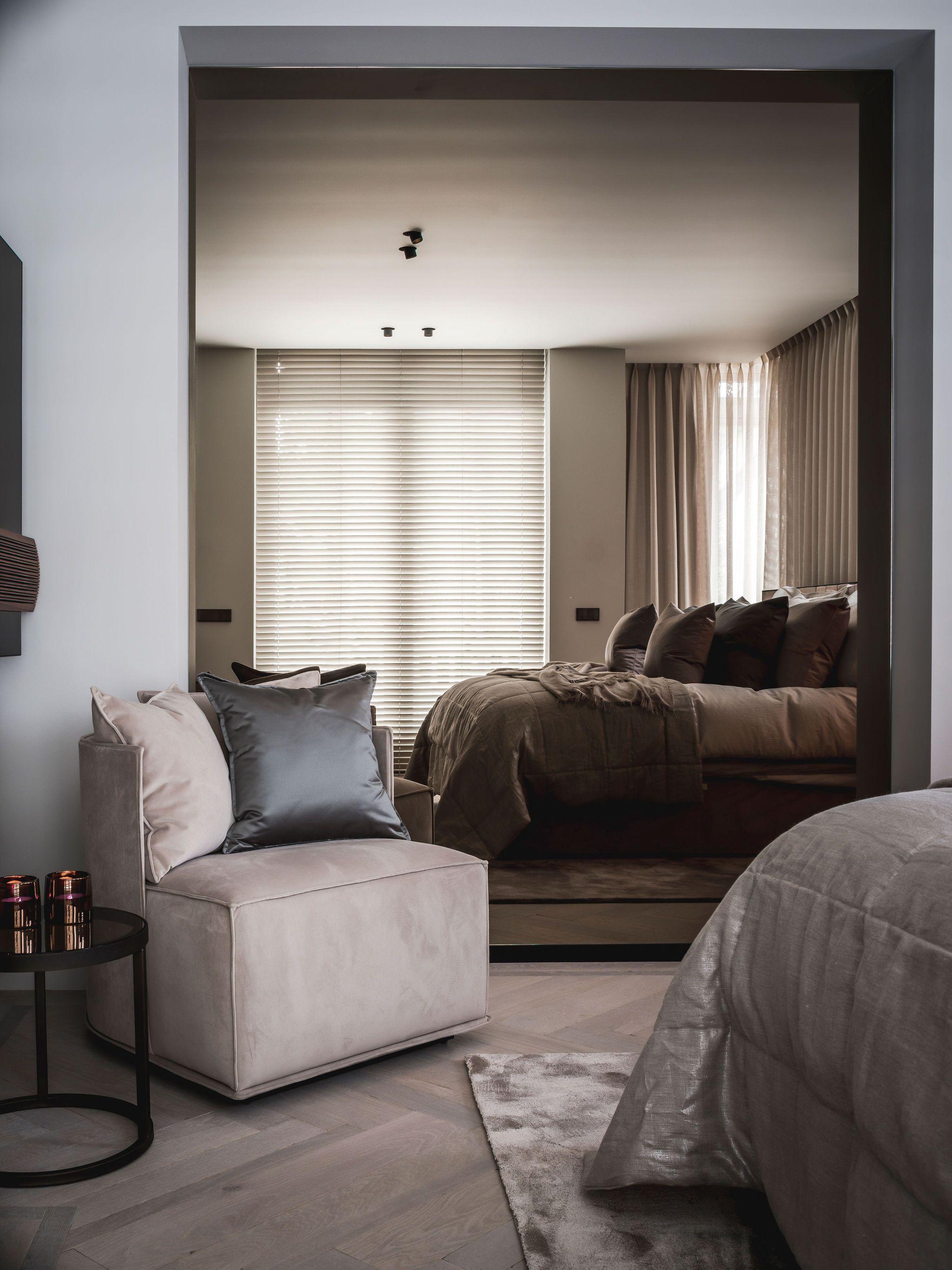 Pure luxury... #bybertram #bedroom #interiordesign #interiorinspiration #slaapkamerdesign