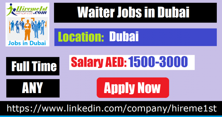Hireme1st Job, Dubai, Good communication skills