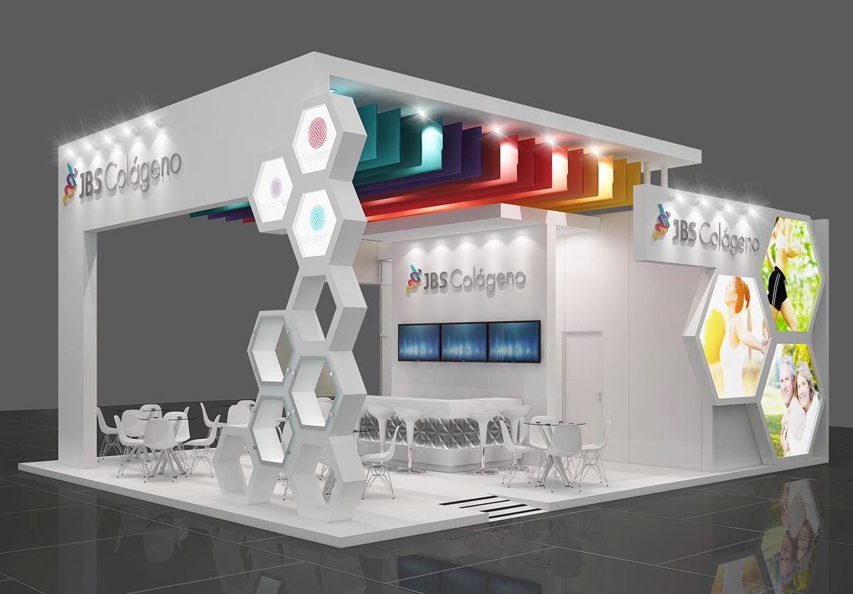 275 best Medium Exhibition Booth Design images on Pinterest ...