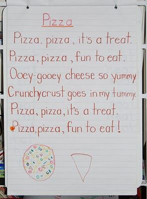 pizza poem | Shared Reading | Pinterest | Poems, Pizza and Ps
