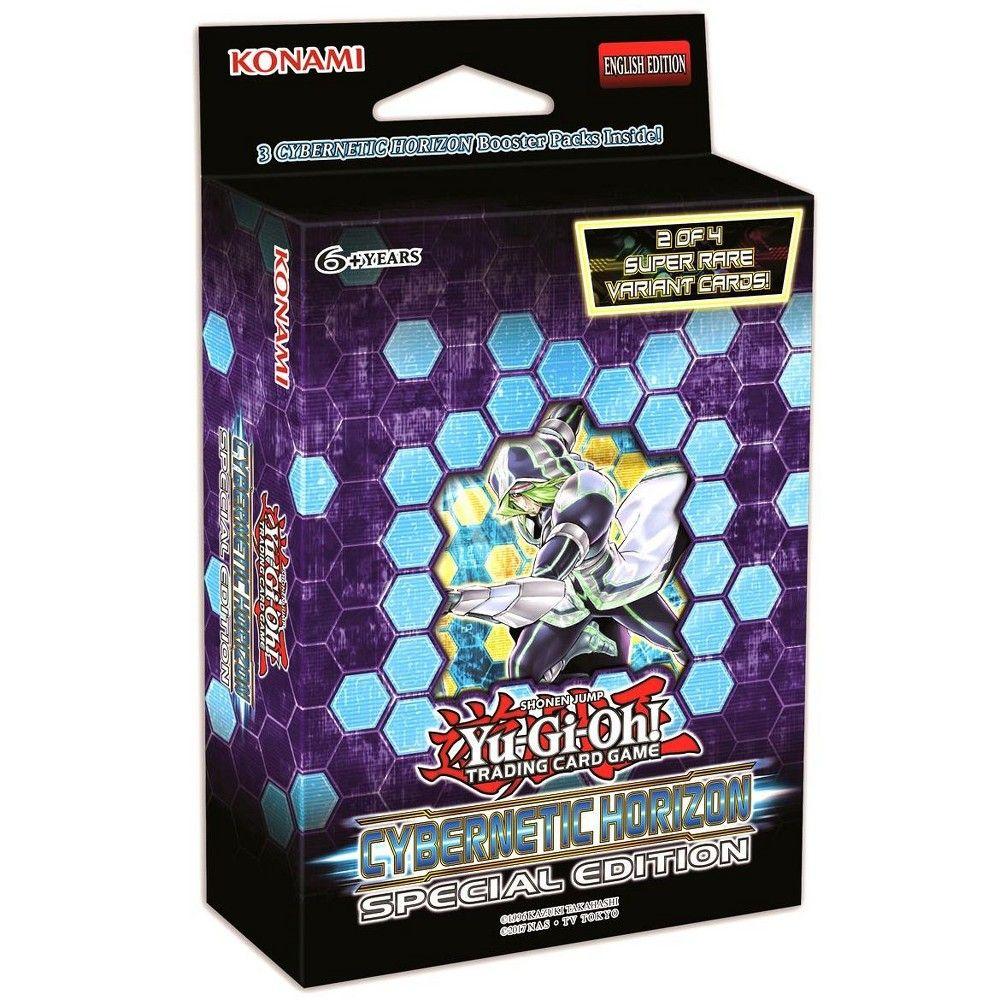 YuGiOh Trading Card Game Horizon Special