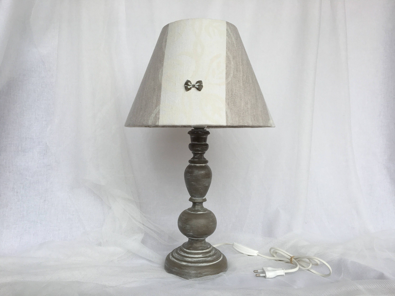 Shabby Chic Lamp Antique Table Lamp France En 2018 Luminaires