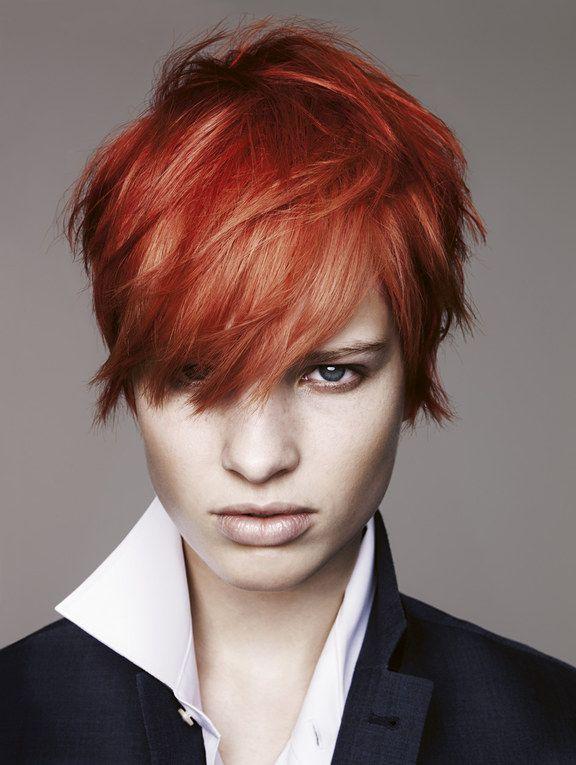 Cheveux roux Coloration cheveux roux Cheveux roux