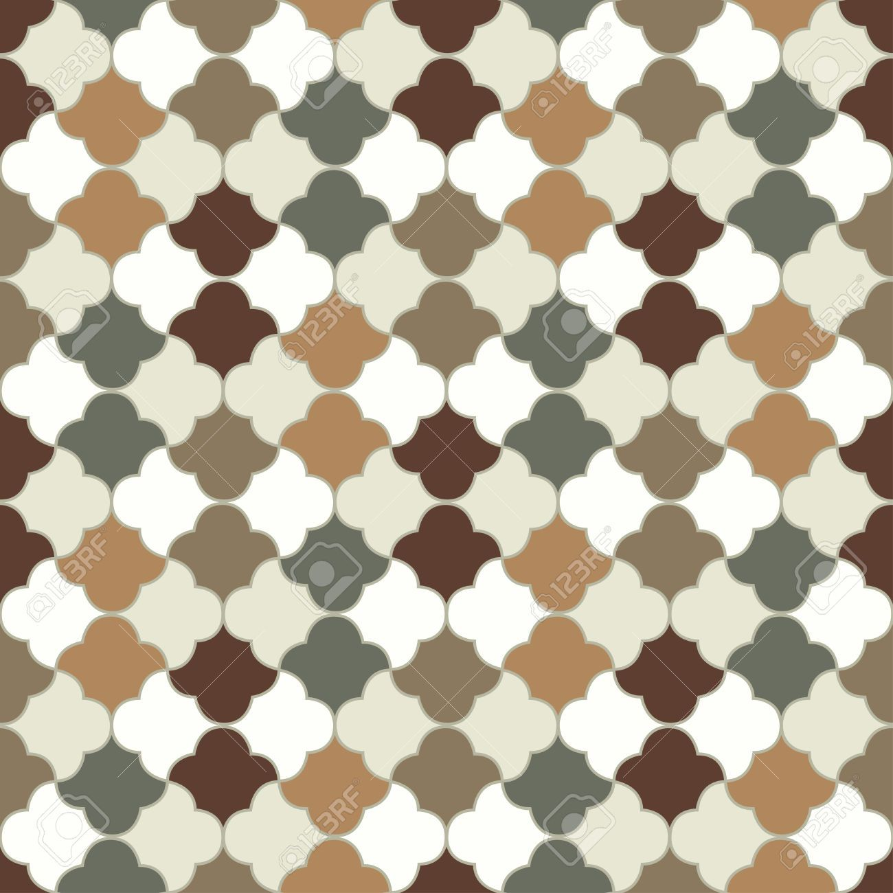 Seamless Ic Tiles Pattern Royalty Free Cliparts Vectors And Stock Ilration Image 24748486