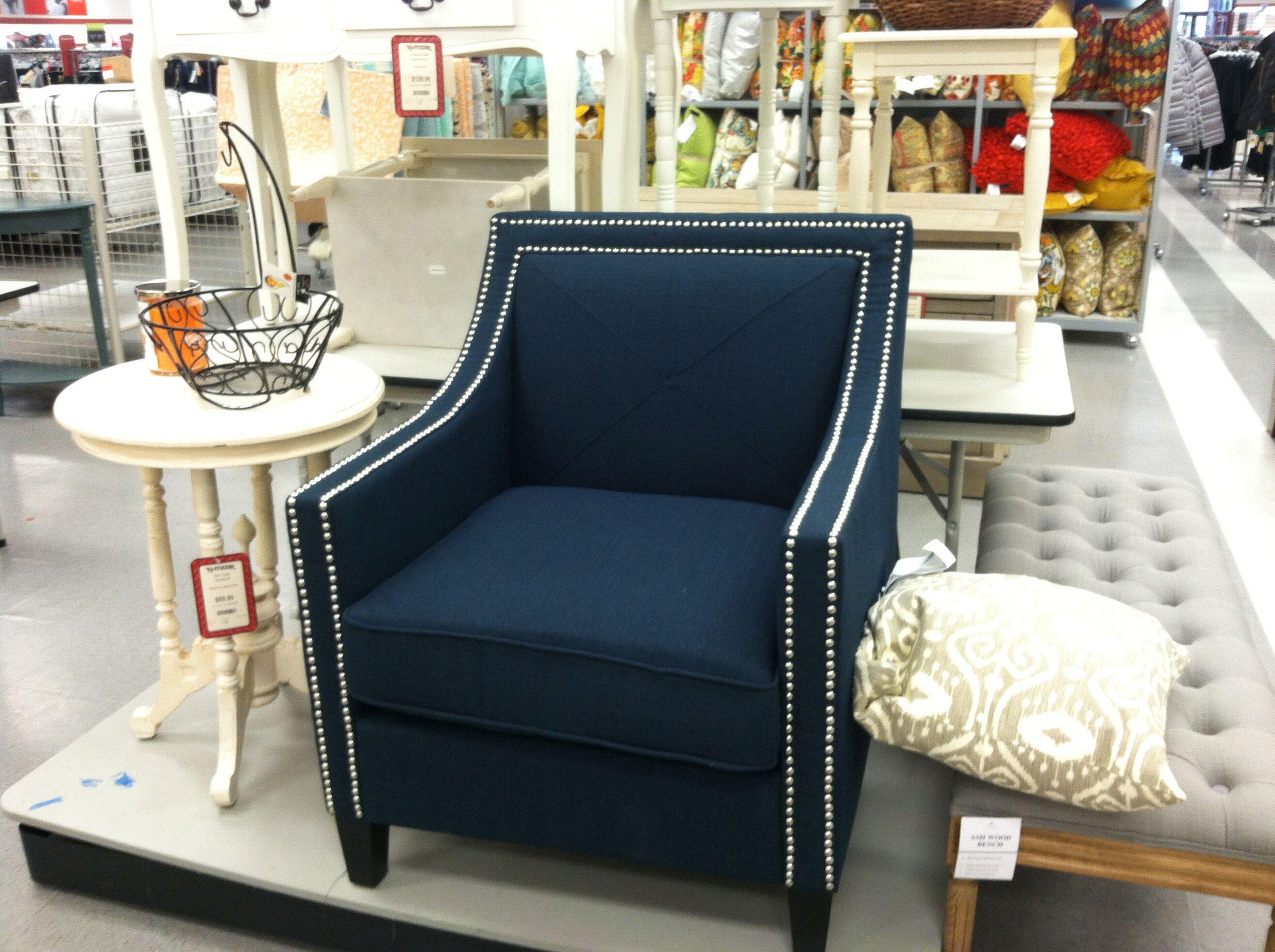 Chair at TJ Maxx | HOME. | Furniture, Concrete block ...