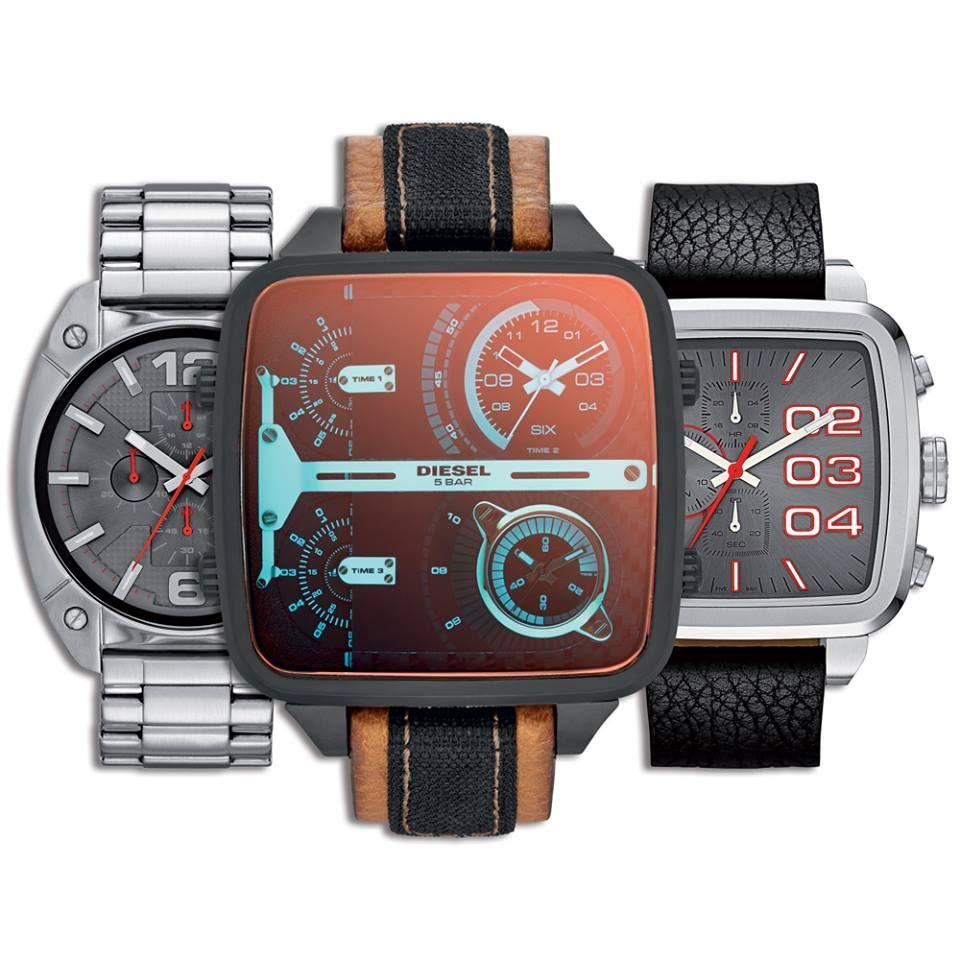39e550bc567c Nueva colección de relojes Diesel 2013 14