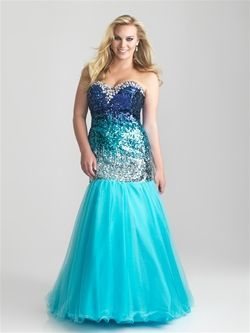 Prom Dresses For Curvy Girls Plussize Prom Dresses Prom