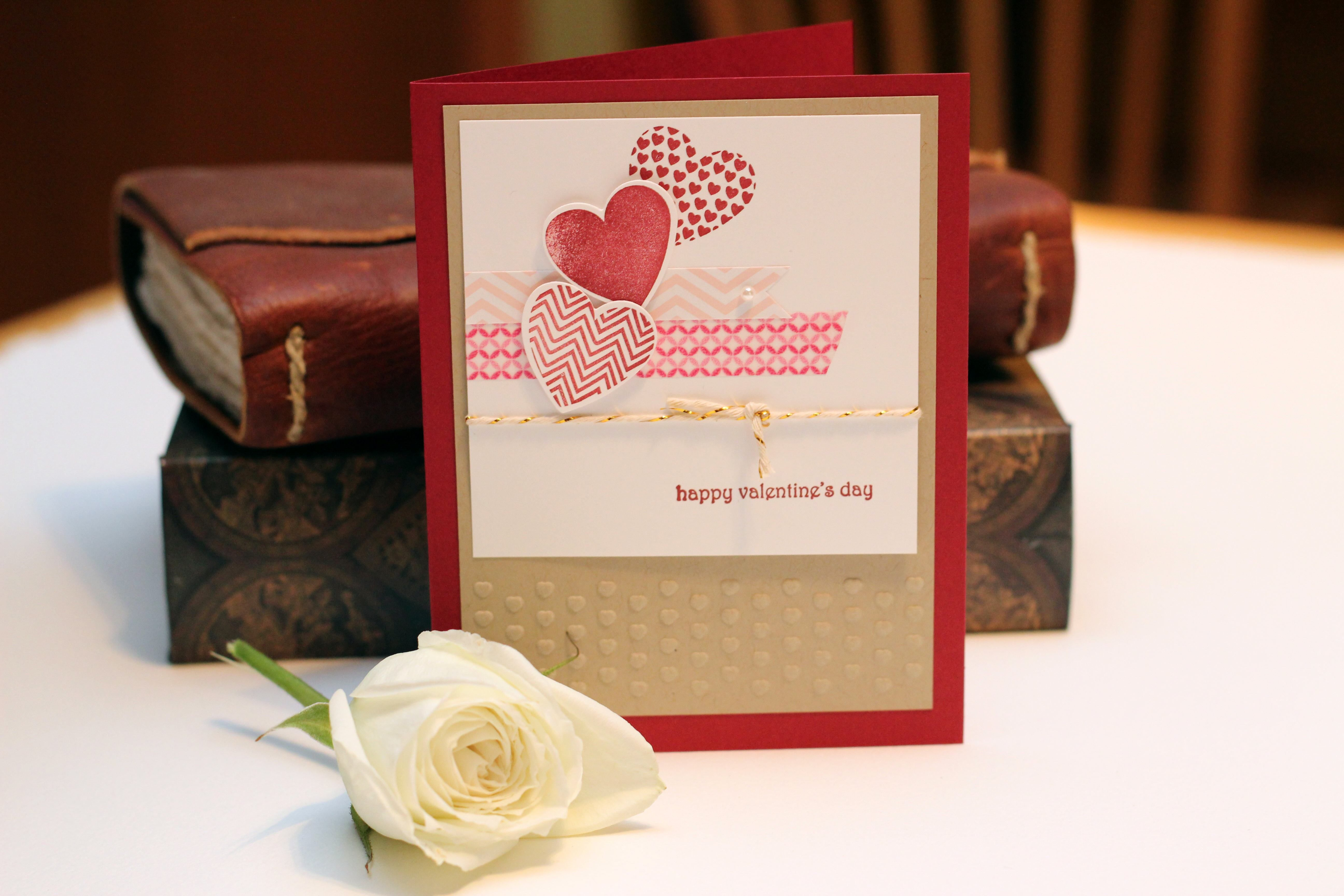Love that washi tape! cardmakingartists.com