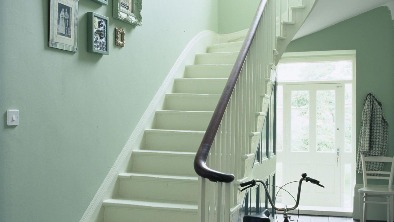 Dulux paint ideas eau de nil pinterest beautiful for Eau de nil bedroom ideas