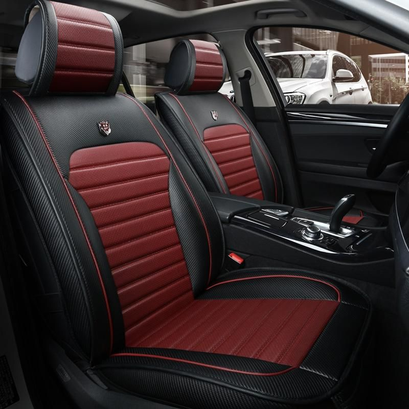 Car Seat Cover For BMW 3 Series E46 E90 E91 E92 E93 F30 F31 F34 Leather