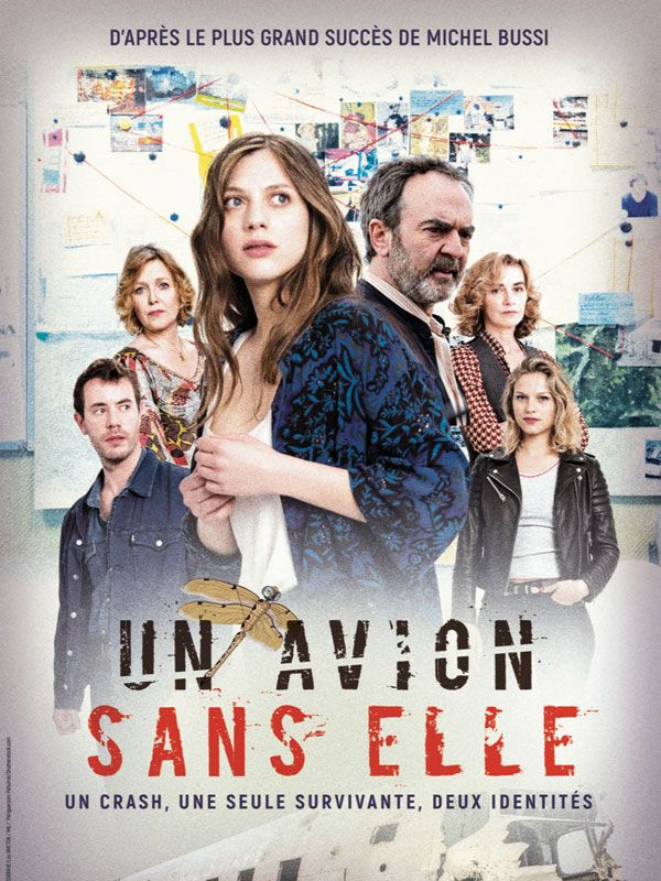 Un avion sans elle est une série TV de JeanMarc Rudnicki