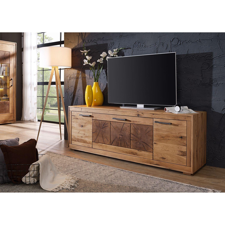 Tv Board Glasfront Fernseher Unterschrank Glas Wohnzimmermobel