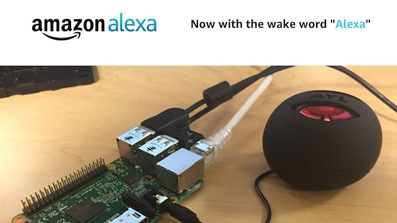 You Can Now Trigger Your Raspberry Pi-Powered DIY Alexa with