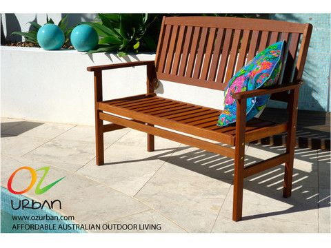 looking for a cheap outdoor timber bench the ozurban online furniture store  has some of cheapest outdoor furniture in sydney