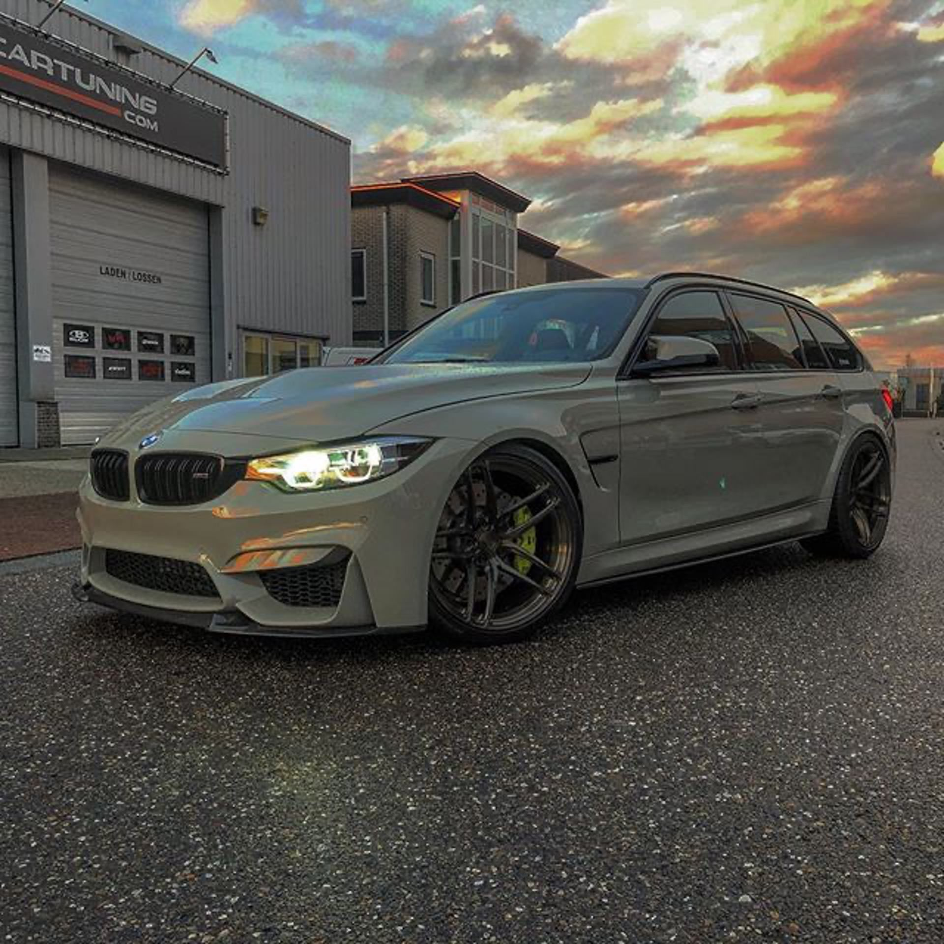 This Is The World S First Bmw M3 Cs Touring F81 In 2020 Bmw Touring Bmw Bmw Wagon