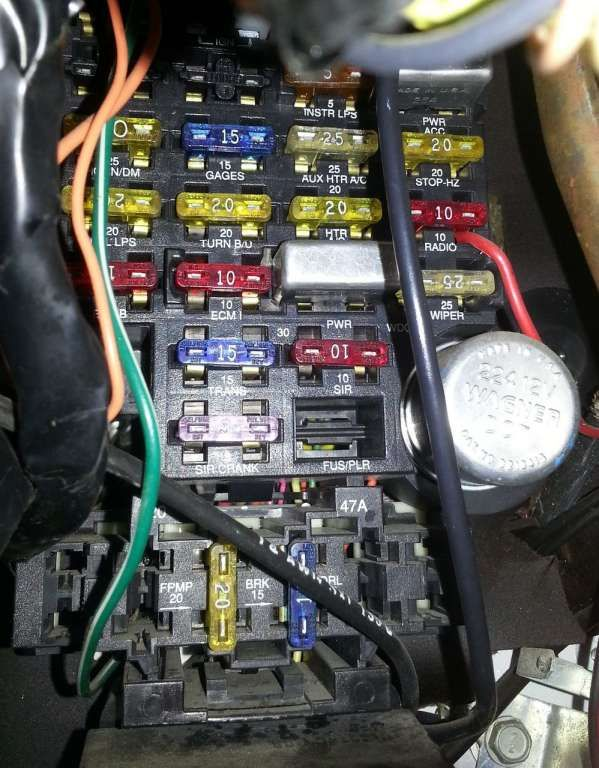 Pin On Fuses