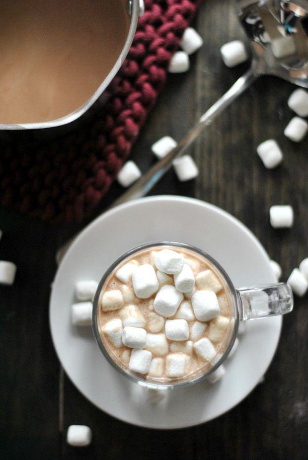 Stovetop Hot Chocolate Recipe