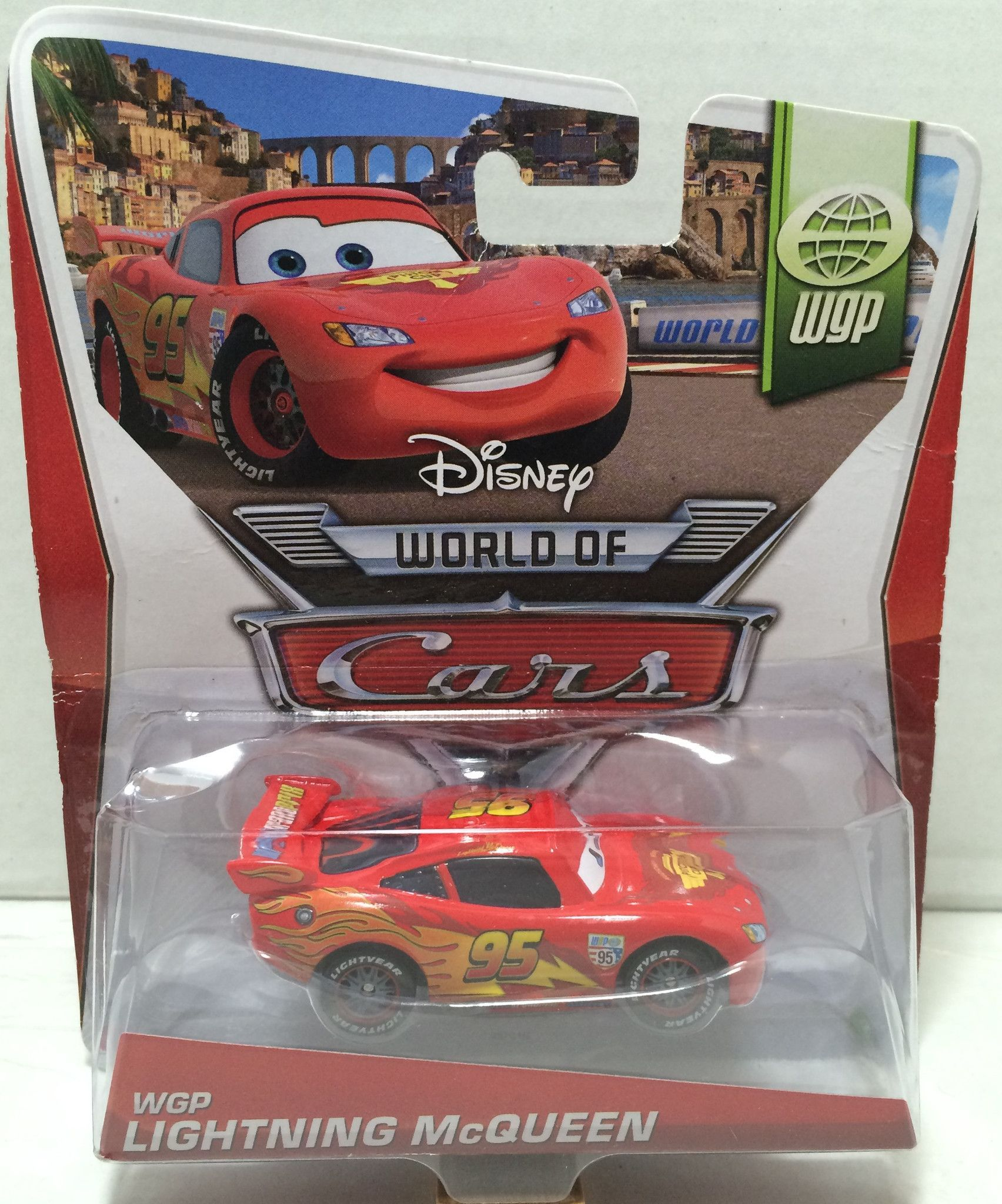 tas010179 disney world of cars die cast car 95 wgp