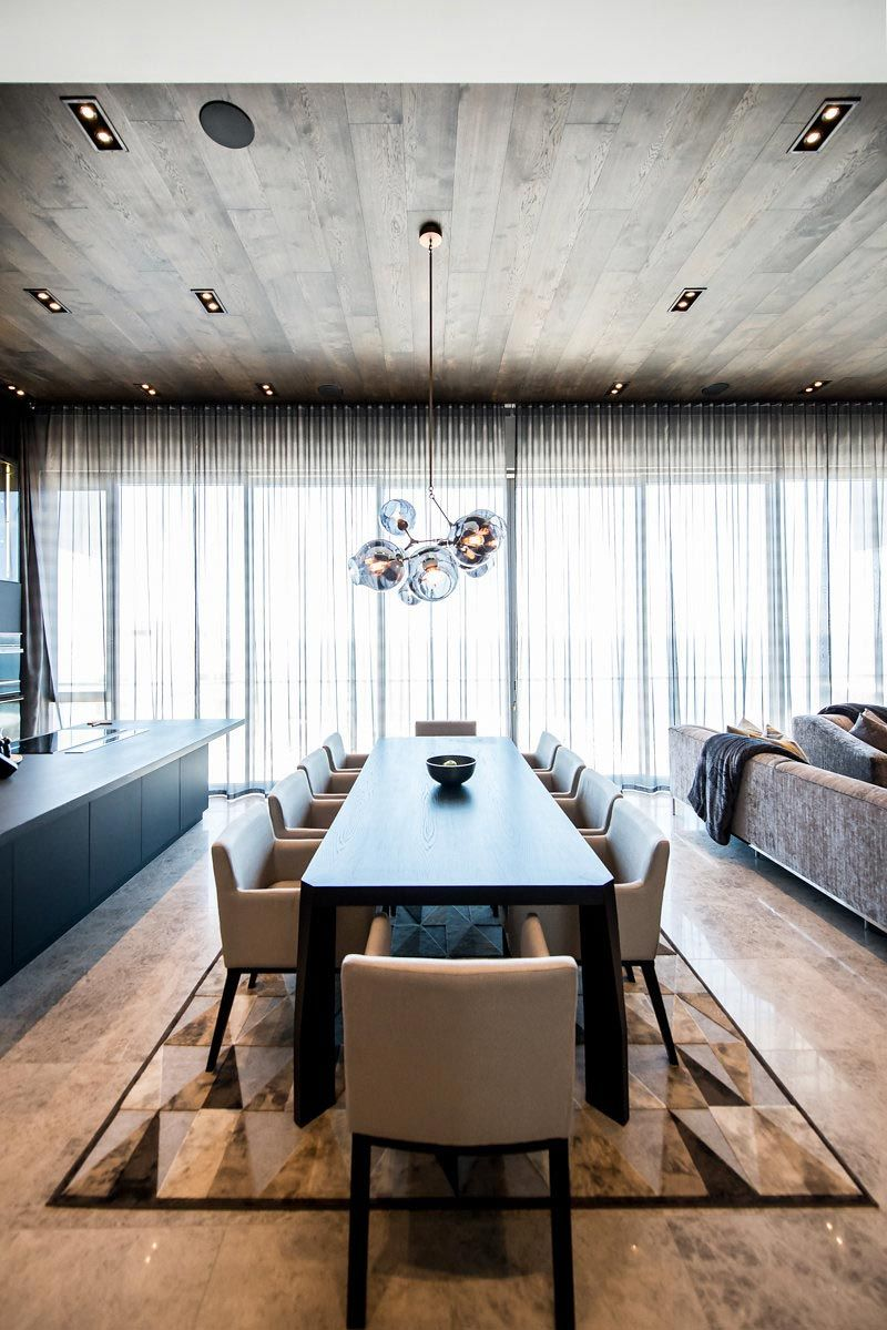 Gorgeous fairmont penthouse apartment by inhouse home to celebrity musician also rh pinterest
