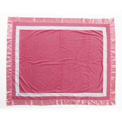Simplicity Hot Pink Medium Satin Quilt - 10-18HP021