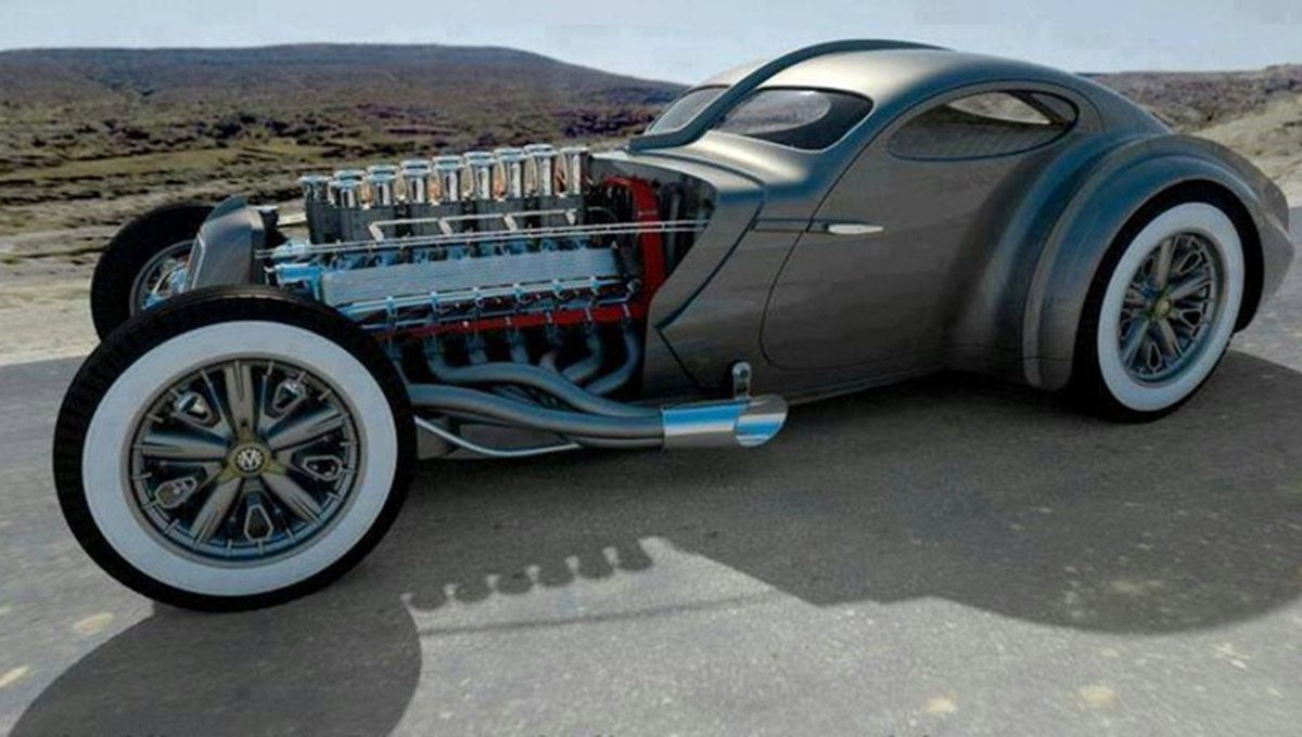 50 Hot Rods Not Afraid To Be Different - Page 46 of 50 - Mentertained