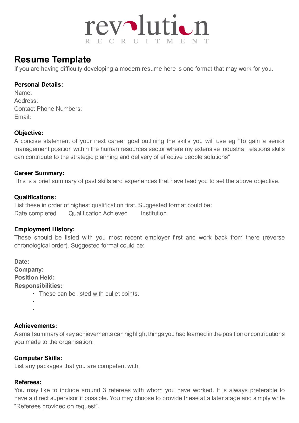 Computer Skills List For Resume Kristina Koromzay Kkoromzay On Pinterest