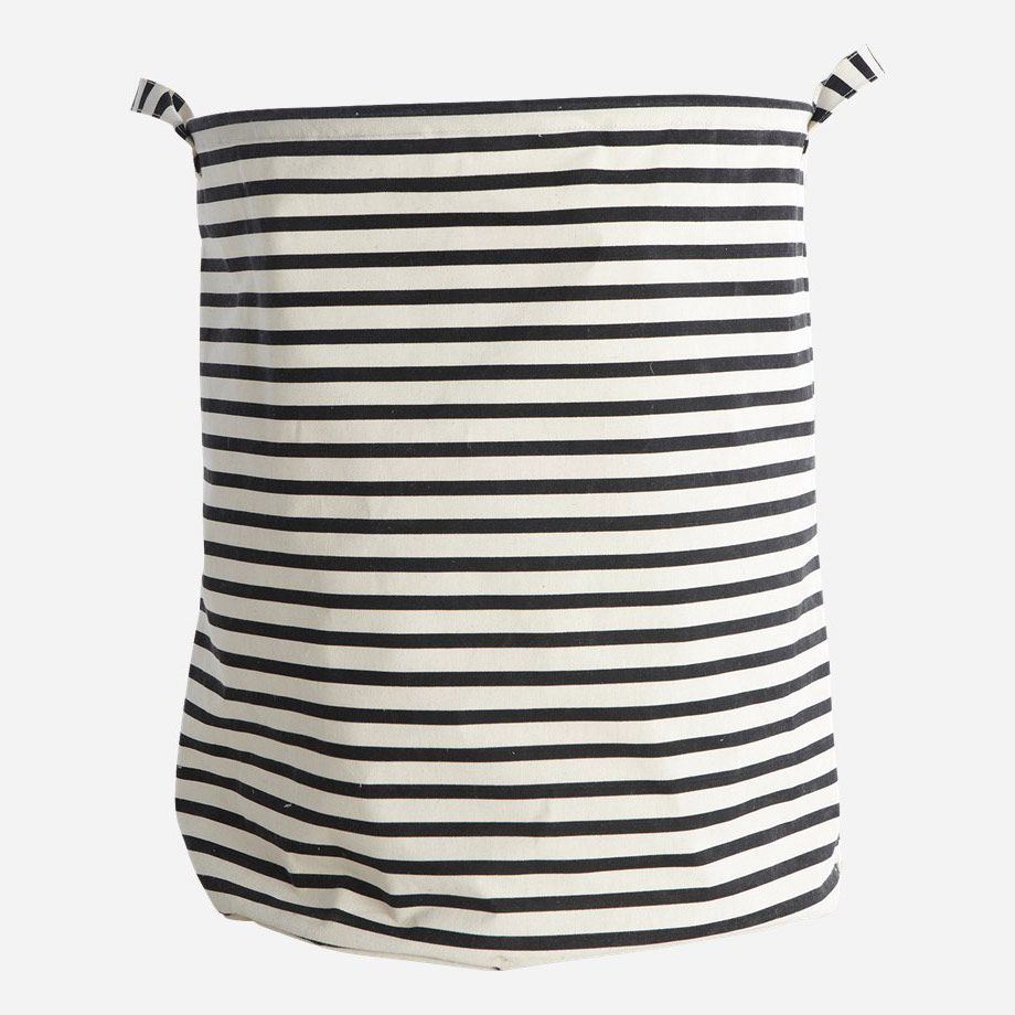 Laundry Bags And Baskets Part - 23: Stripes Laundry Basket - House Doctor - House Doctor - RoyalDesign.com $21  Size: