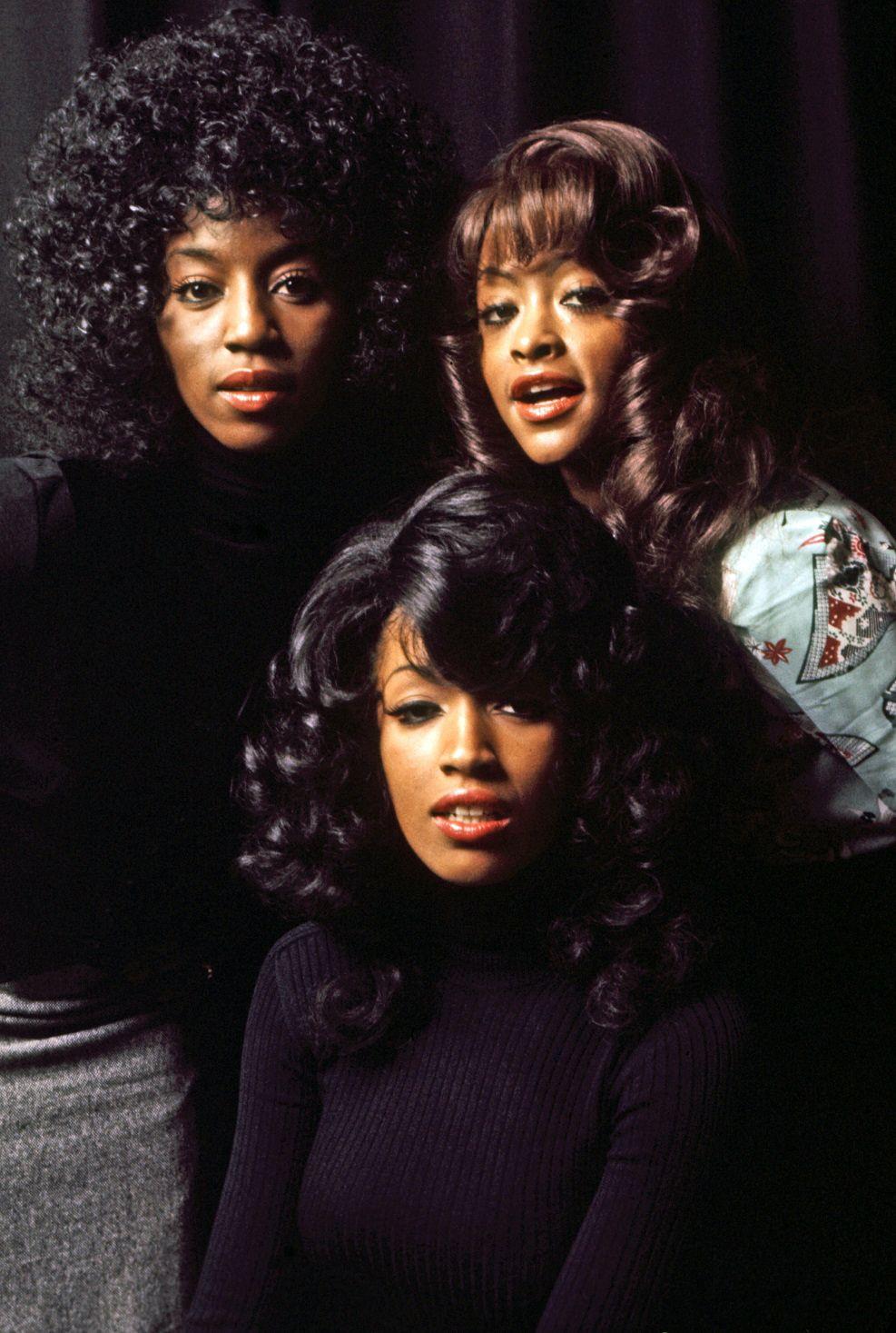 The Three Degrees R&b artists