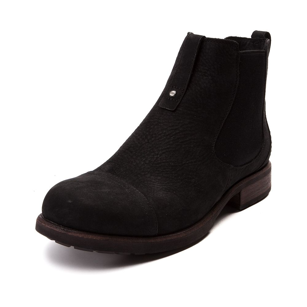 Pull-on the refined style of the casually cool new Gallion Boot from UGG®