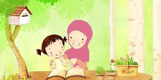 gambar animasi kartun islami lucu kartun animasi lucu pinterest