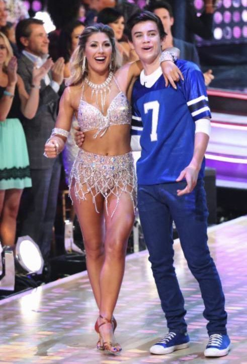 Dancing With The Stars  -  Emma &  Hayes -  Season 21  -  week-1  -   Sept. 14, 2015
