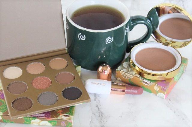 Coffee Eyeshadow Palette by Winky Lux #16
