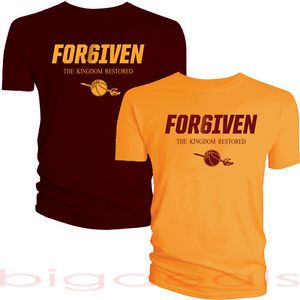 Details about Lebron James For6iven Forgiven T-Shirt Cleveland Cavs  Cavaliers NBA Basketball