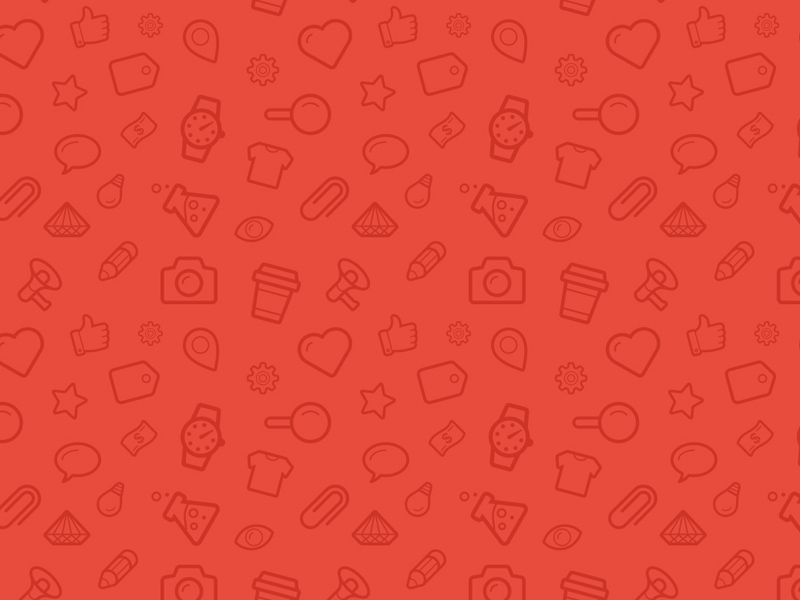 5 Seamless Icon Patterns Graphic Design Resources Pattern