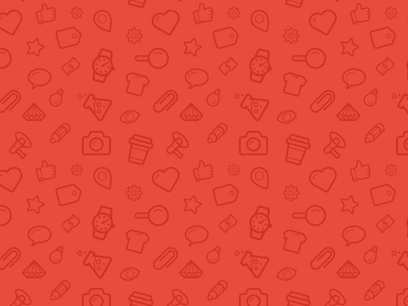 5 Seamless Icon Patterns