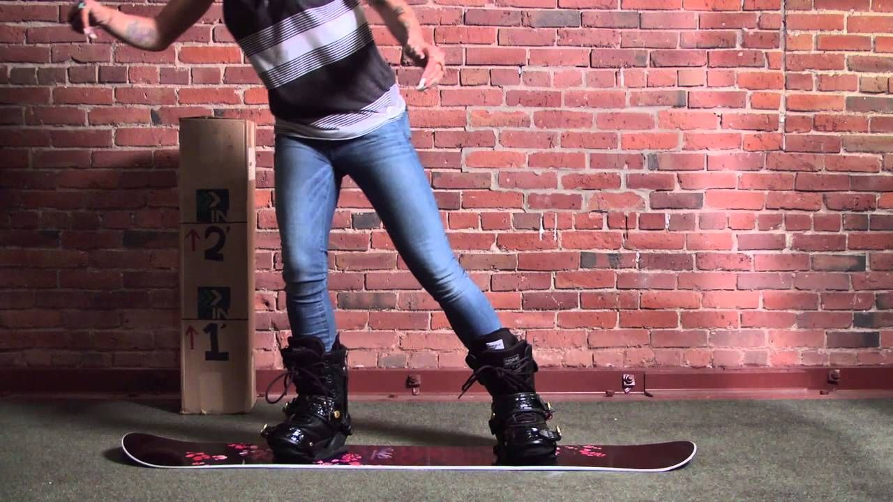 Never Summer Infinity Flex Test - Board Insiders - What is the stiffness...