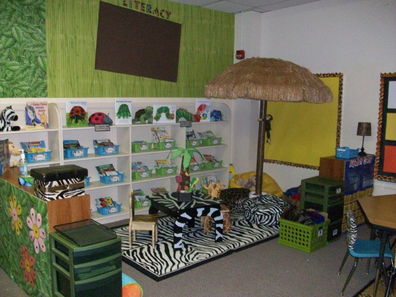 It S A Jungle Out There A Kindergarten Blog Lots Of