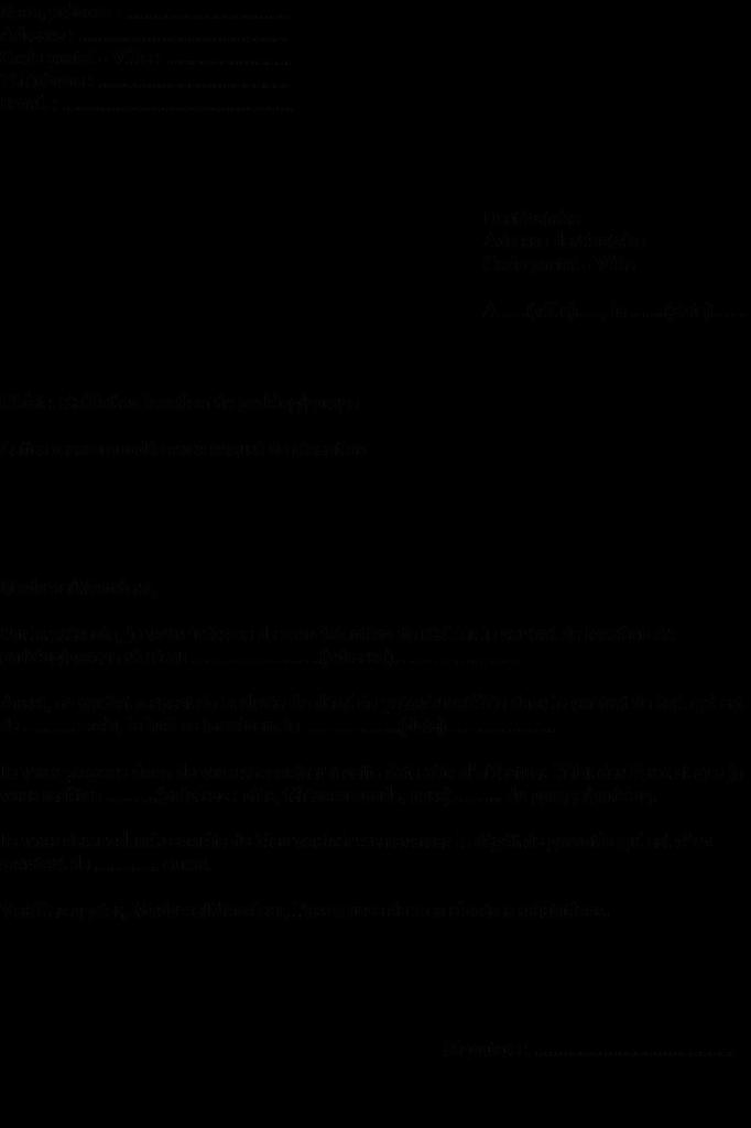 Modele De Lettre Demande Resiliation Contrat De Location D Une Place De Parking Ou Garage Exemple De Lettre Modeles De Lettres Lettre De Motivation Vendeuse