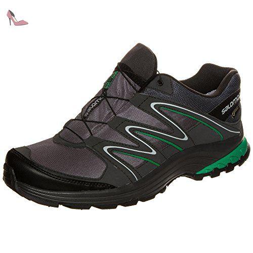 Salomon Shoes Evasion 2 GTX - Pointures UK homme : 7, Couleurs : Vintage Ka/Bungee C
