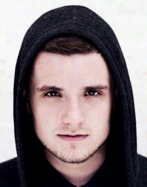 NEW photo of #JoshHutcherson in British GQ :) ♡