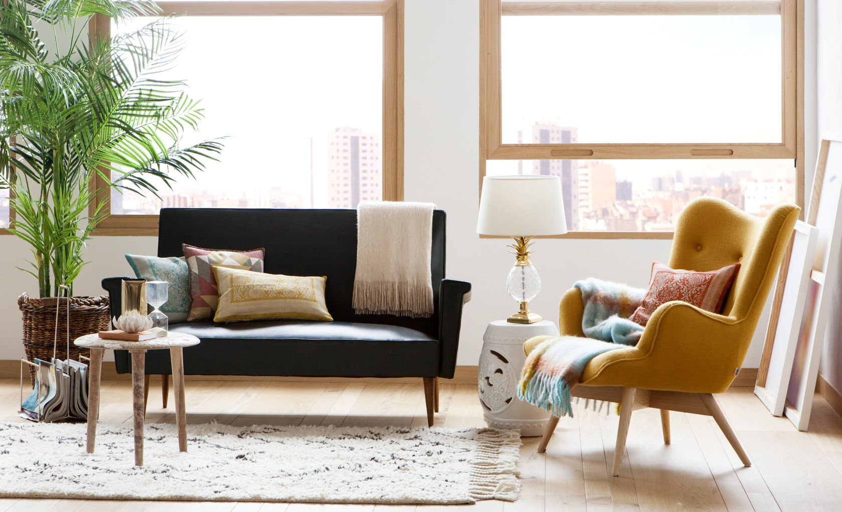 Zara Livingrooms Lookbook Zara Home Interiors Home