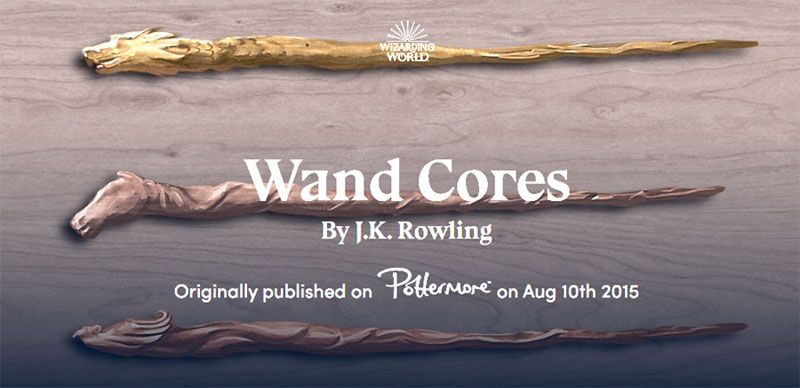Latest 850 308 Wand Cores Wands Harry Potter Wiki
