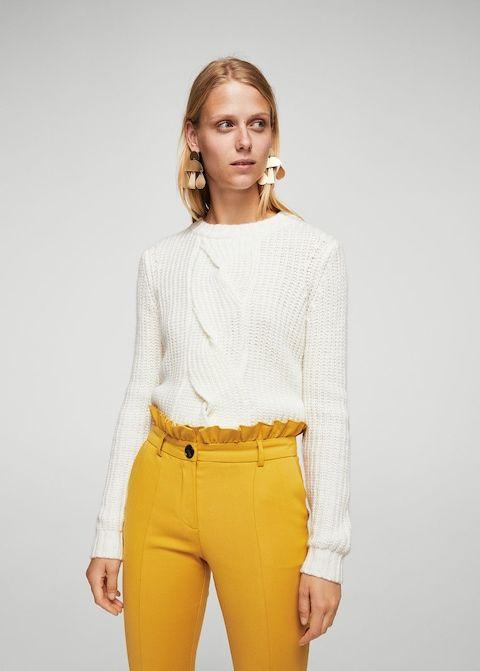 Donna Trousers Italia Da Pinterest Mango Qbw4zpax Pantaloni nqwaC78xgP