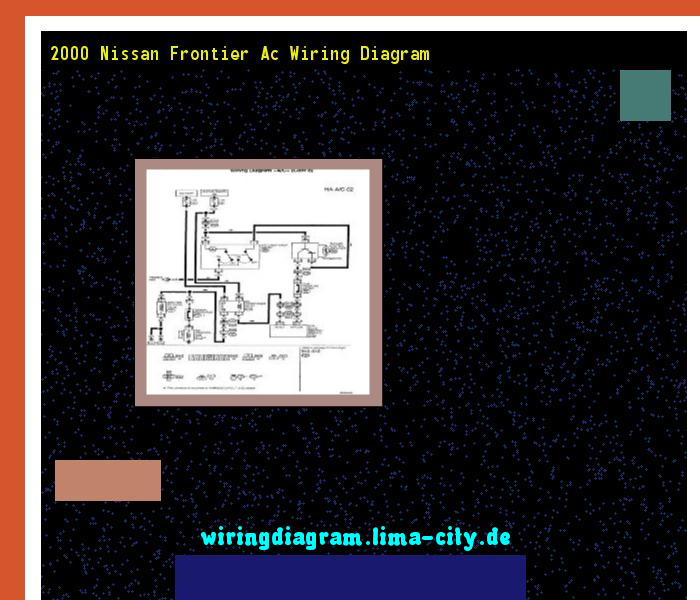 2000 nissan frontier ac wiring diagram  wiring diagram 175439  - amazing wiring  diagram collection
