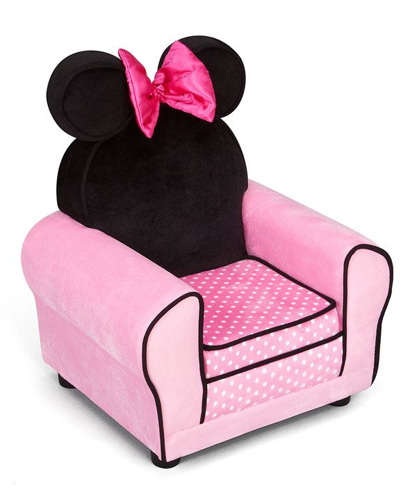 Look At This Minnie Mouse Armchair On Zulily Today Minnie