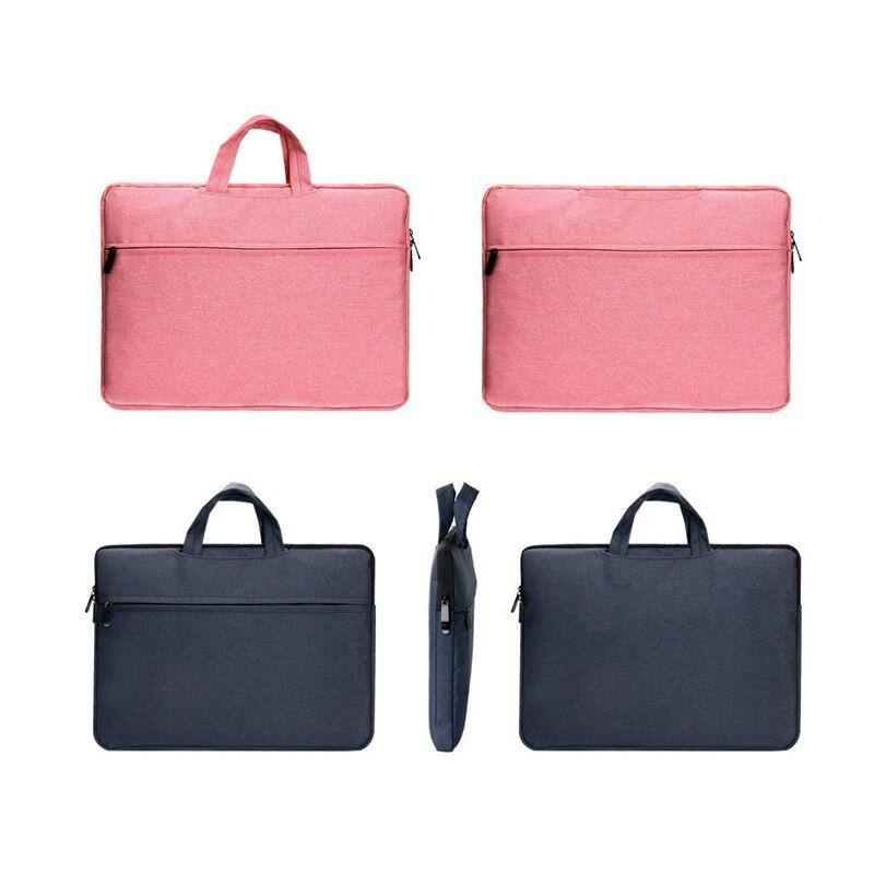 ac903323df7e Briefcase Large Capacity Laptop Notebook Handbag 12/13/13.3/14/15 ...