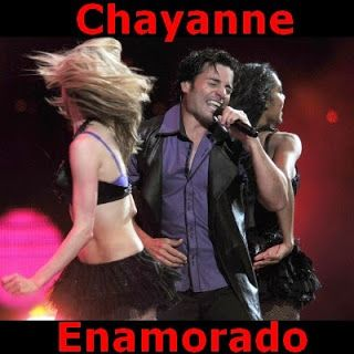 Acordes D Canciones: Chayanne - Enamorado
