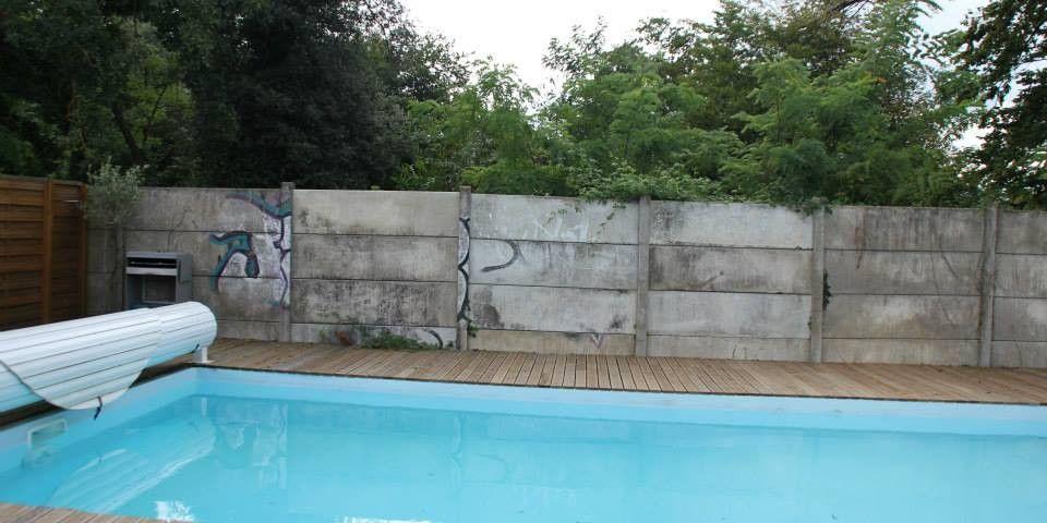 Photographies de mon dernier projet consistant à décorer un mur en - peindre un mur en bois