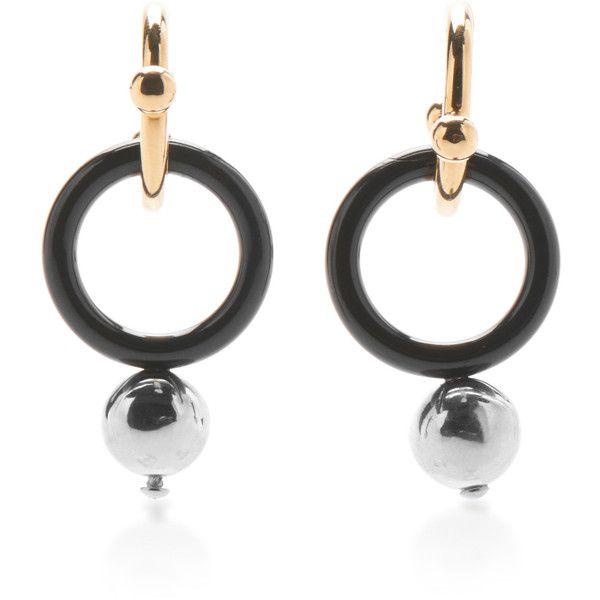 Circle hoop earrings Marni spJYwVVqI9
