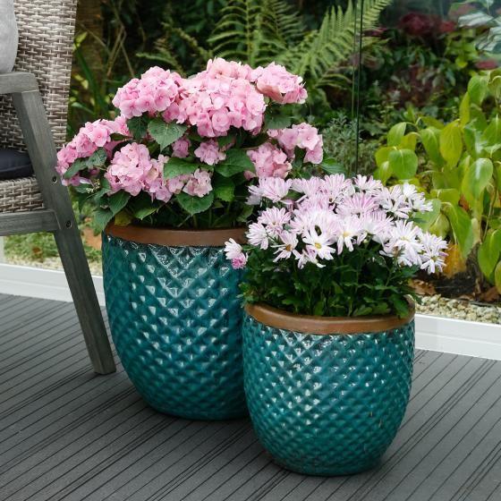 Pflanztöpfe Ithaka, 2er-Set online kaufen bei Gärtner ...